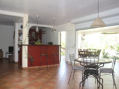 Photo for House Charming villa 100 meters from the beach