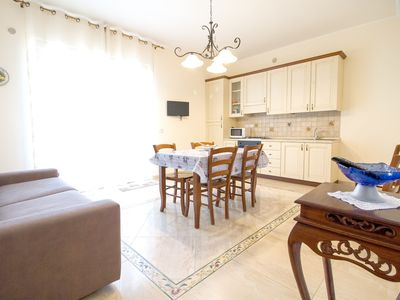 Photo for Homerez last minute deal - Amazing apt with sea view and balcony
