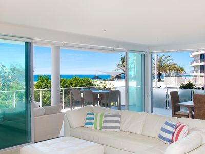 Photo for Golden Four Drive -  Luxury Four Bedroom Apartment with private plunge pool