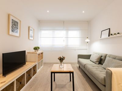 Photo for CHARMING APARTMENT IDEAL FOR SMALL FAMILIES IN THE CENTER IN GRÀCIA FOR