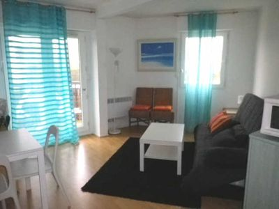 Photo for Park of the Beach - 2 rooms - Capacity 4 people