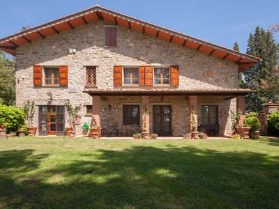 Photo for 4BR Chateau / Country House Vacation Rental in Gaiole in Chianti (SI), Toscana