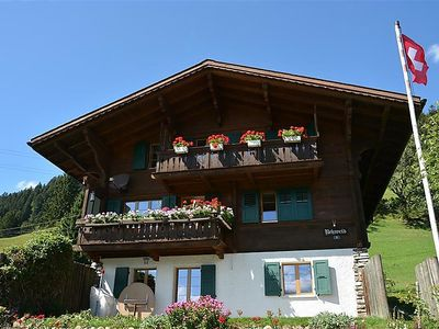 Photo for Apartment Rehweid (2. Stock) in Saanen - 5 persons, 2 bedrooms