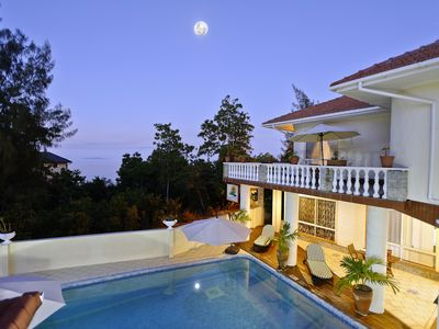 Photo for Carana Hilltop Villa - offering the personal touch to your stay in paradise