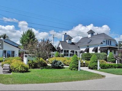 Photo for White Fence Main House and Carriage House Suite  - Exquisite Private Waterfront!