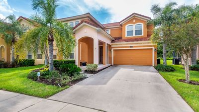 Photo for Have Magical Moments in this 4 bed pool home @ Bella Vida Resort near Disney!