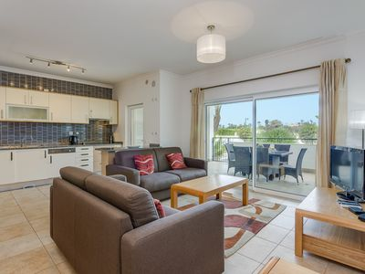 Photo for Close to Beaches, Shops and Restaurants with Pool, WiFi and Air Conditioning