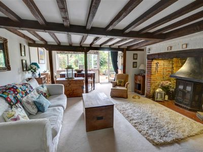 Photo for Vacation home Freizingham Lane in Tenterden - 5 persons, 3 bedrooms