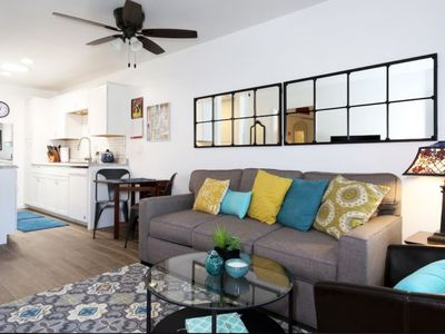 Photo for Mid-Century Modern Apartment in North Park