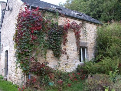 Photo for LA GRANGE A CONVERTED BARN IN THE BEAUTIFUL HAMLET OF TALROCH