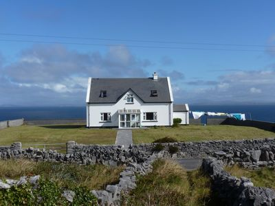 Photo for Very quiet, secluded position, spectacular sea views