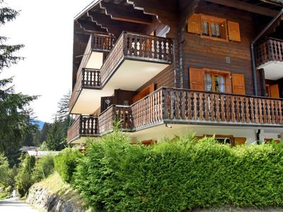 Photo for Apartment La Colline in Champex - 4 persons, 2 bedrooms