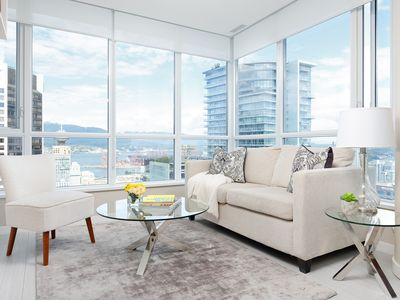 Photo for Modern Spacious 2BD/2BA with AC in the HEART of Downtown