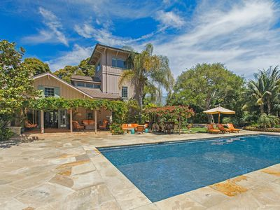 Photo for Sea Ranch - 4 Acres + Pool, Walk to Beaches, Cafes & Shops