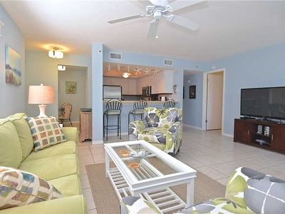 Photo for Gulf and Bay Club: Bayside 1226, Ground Floor, Sleeps 6, 2 Bedrooms, 2 Pools, Gym
