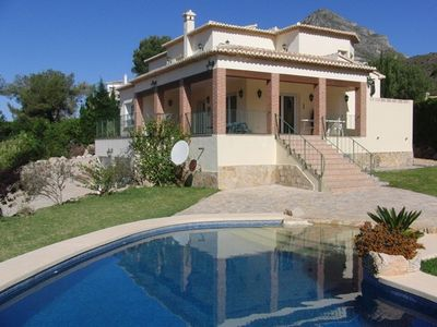 Photo for REDUCED for 2019! Luxury Villa, FREE WiFi, Sat TV With Complete Privacy (JAVEA)
