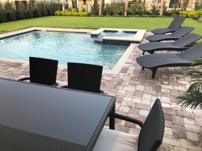 Photo for ACO PREMIUM – 5 Bd with Private Pool, Spa and Grill (1852)