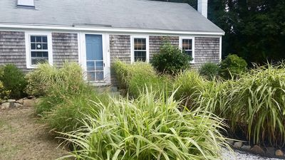 Photo for Charming Cape with spacious yard on fresh water pond close to Coast Guard Beach