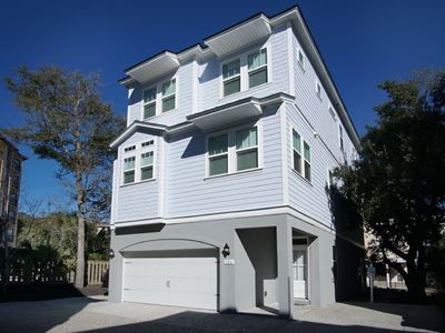 Photo for Cloisters on the Ocean 326,  Lovely 4 BR Luxury Home across the street from Ocean