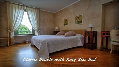 Photo for Classic Rooms with King size bed - Brekfast Included  - Free Wi-Fi