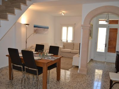Photo for Charming townhouse in the heart of Pollensa.