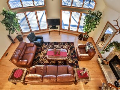 Photo for Calling all those looking for a pet friendly vacation rental in the Northwoods!