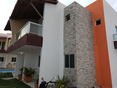 Photo for Beautiful duplex with sea view
