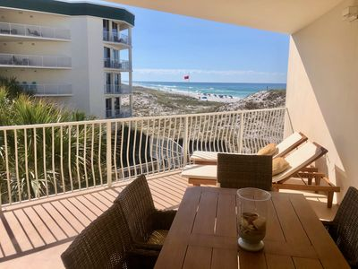Photo for Dunes of Seagrove, B204 - Directly on 30A's Fabulous Beaches - Amazing Amenities