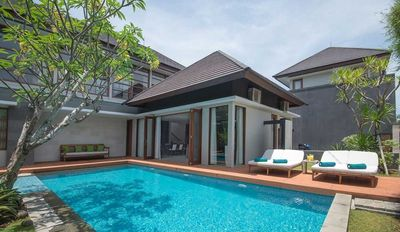 Photo for 3 BR ENTRD Modern Villa Seminyak