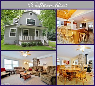 Photo for 58 Jefferson - Refreshing Ellicottville Home in the Perfect Location!