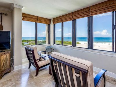 Photo for Sandarac 708A, 2 Bedrooms, Heated Pool, Gulf Front, WIFI, Sleeps 6