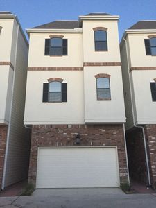 Photo for Newly built, beautiful 3 story Heights home- perfect for super bowl