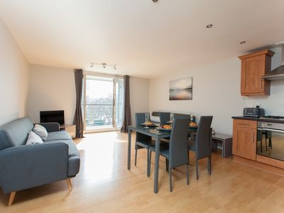 Photo for amazing apartments: Cables Wynd - free secure parking/WiFi/Netflix - sleeps 6