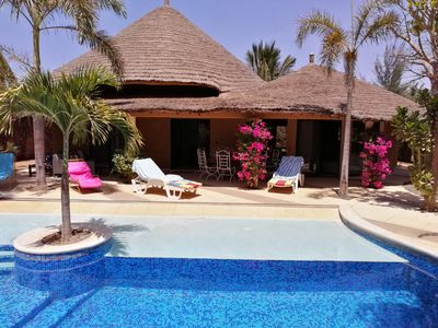 Photo for VILLA WITH PRIVATE SWIMMING POOL 4 BEDROOMS IN RESIDENCE