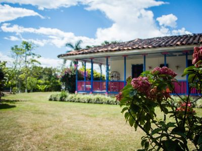 Photo for Finca Hotel el placer Quindio,breakfast included