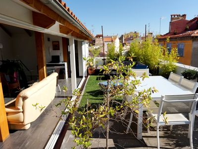 Photo for 3BR Apartment Vacation Rental in Perpignan, Occitanie