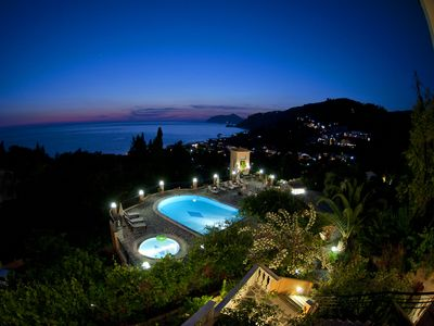Photo for Apt No 3- 1 Bedroom Apartment in Ground Floor in Dinas Paradise Corfu Apartments