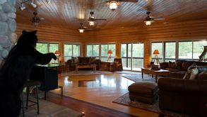 Photo for 4BR Lodge Vacation Rental in Bennettsville, South Carolina