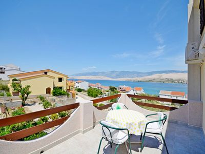 Photo for Apartments Marija (27941-A1) - Pag - island Pag