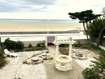 Photo for Dream house by the sea ideal for couple / friends in Leucate Plage for connoisseurs