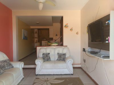 Photo for ESTRELA18 - 2 bedroom house / Pool / Barbecue on the beach of Peró