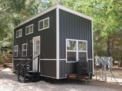 "Photo for Hygge Tiny Home. (""HUE-gah"")"