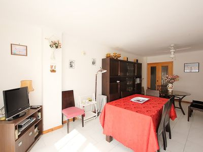 Photo for Apartment in Llançà with Lift, Washing machine, Balcony, Garden (88019)