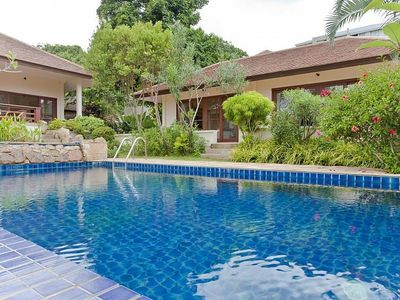 Photo for Summitra Pavilion Villa No. 10   3 Bed Pool Hillside House in Koh Samui