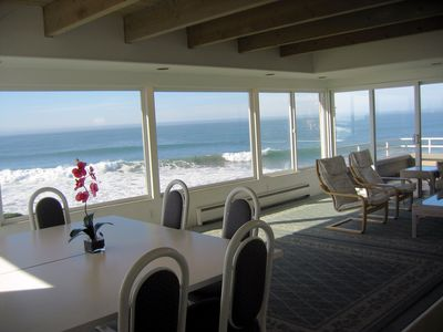 - Panoramic Ocean View in a Beachfront Luxury Home