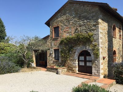 Photo for Castle Cottage Near Perugia With Large Pool, Garden And Private Patio