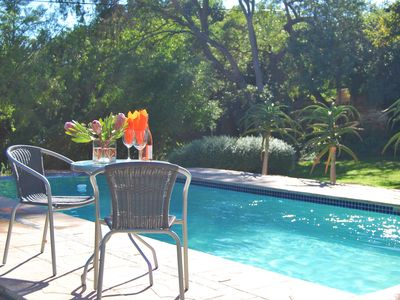 Photo for Luxury 4 Bedroom Villa With Private Pool And Garden In Stellenbosch