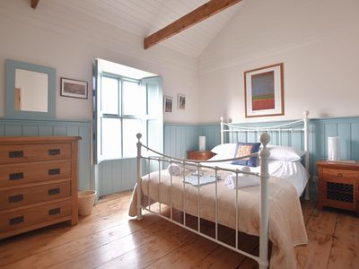 Photo for Charming cottage in historic St Just close to stunning coastline and beaches.
