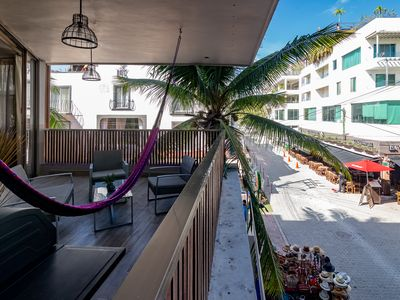 Photo for ⭐Right on 5th Ave⭐Near Mamitas Beach⭐Walk Anywhere!