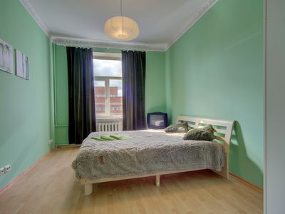 Photo for Quiet oasis in the city centre. 2 rooms